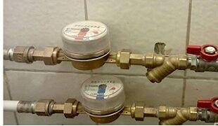 Спецмонтаж счетчики воды