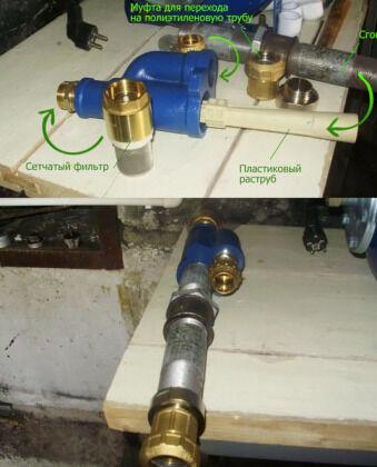 Как подключить насосную станцию: инструкция