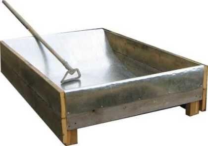 Емкость для замешивания цементного раствора