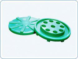 Крышки канализационные для емкостей септика