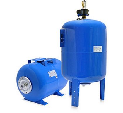 Аккумуляторы давления с клапанным устройством