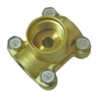 Врезка-тройник для металлических труб