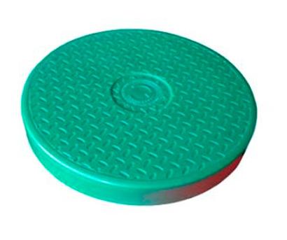 Готовая пластиковая крышка для люка септика
