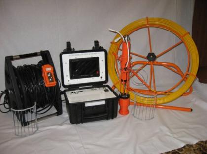 Оборудование для установки заглушек на канализацию
