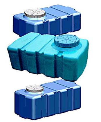 Пластиковые контейнеры для транспортировки стоков