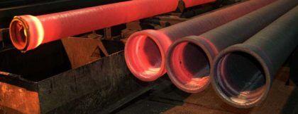 Производство чугунных труб