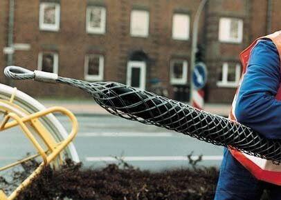 Сетка для протягивания кабеля