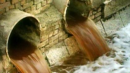 Сточные воды необходимо очищать