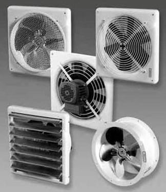 Электрические вентиляторы
