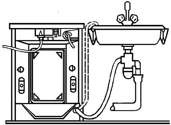 Схема машины вывода