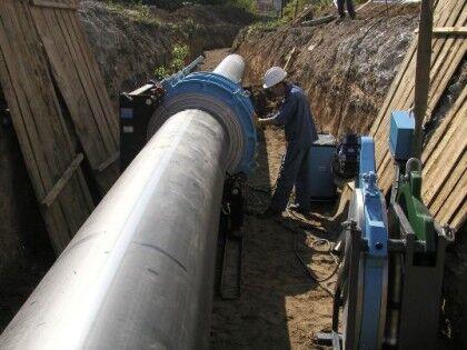 Трубы ПНД для холодного водоснабжения