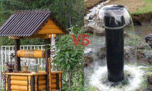 Скважина или колодец что лучше выбрать?