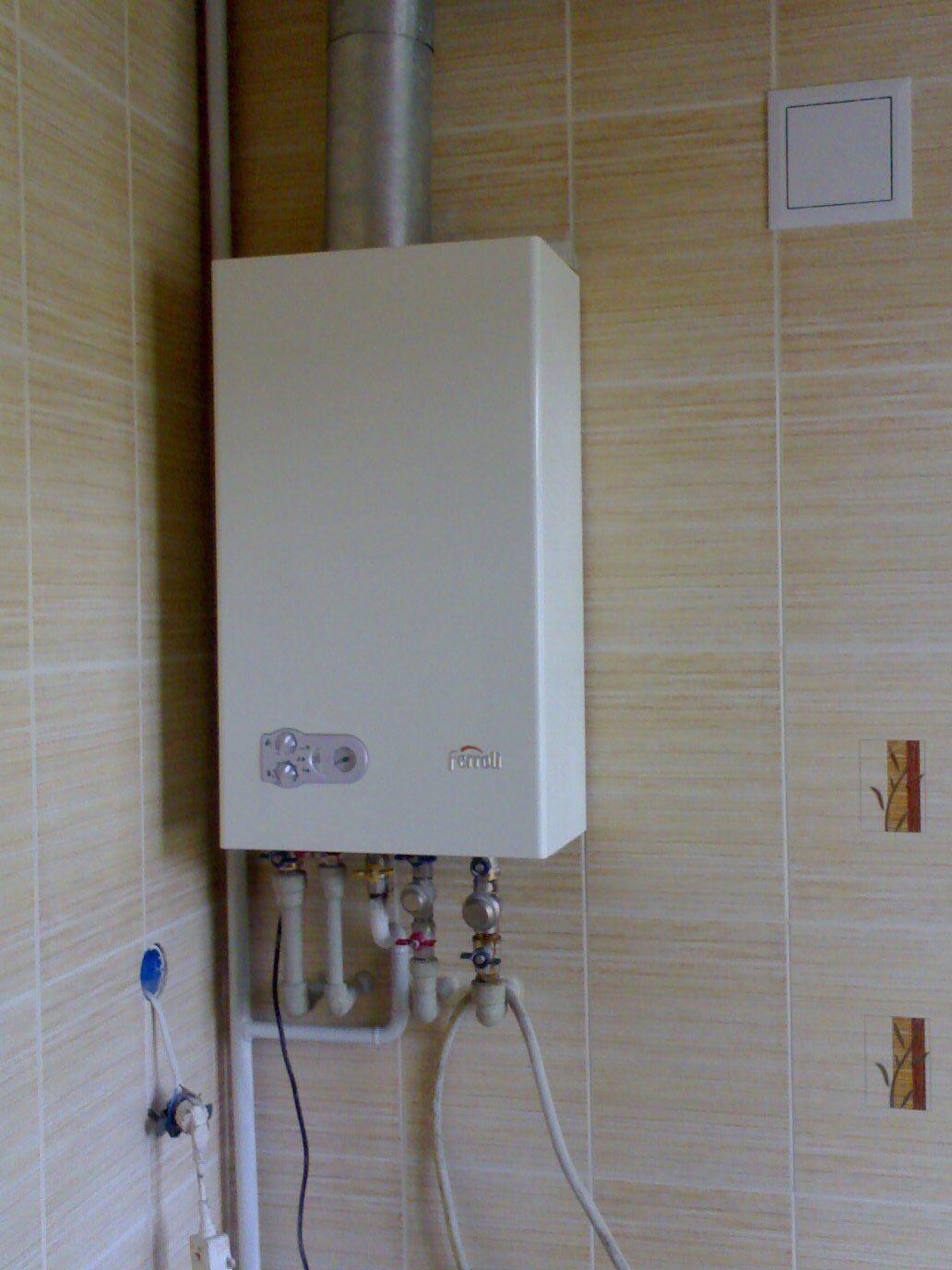 Как сделать водонагреватель для отопления 166