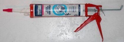 Герметик для труб канализации
