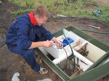 Техническое обслуживание станций био-очистки