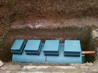 Автономная канализация Лидер