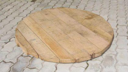 Деревянный щит для фильтра