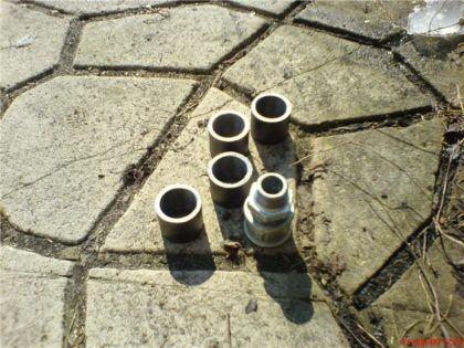 Муфты для соединения труб