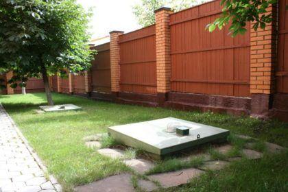При продумывании плана и дальнейшего строительства дома следует сразу же подумать о подводе канализационной системы