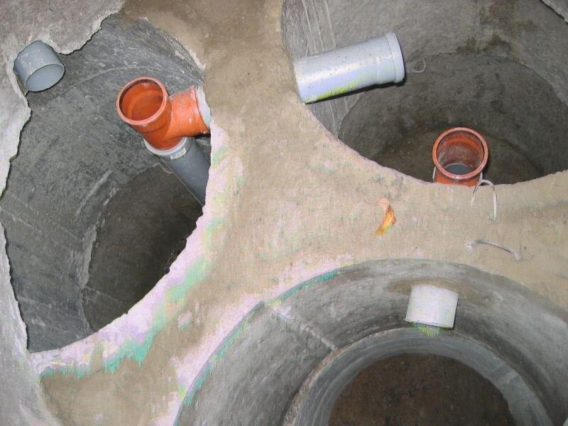 Септики из бетона своими руками 52