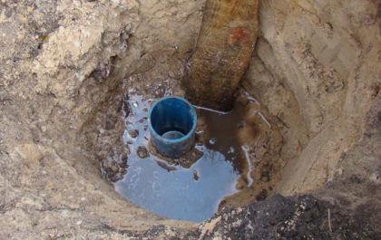 Септик при высоком уровне грунтовых вод