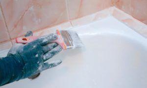 Как отреставрировать старую чугунную ванну