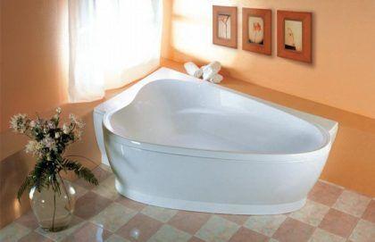 Акриловая ванна с недавних пор стала вполне доступной престижной составляеющей быта
