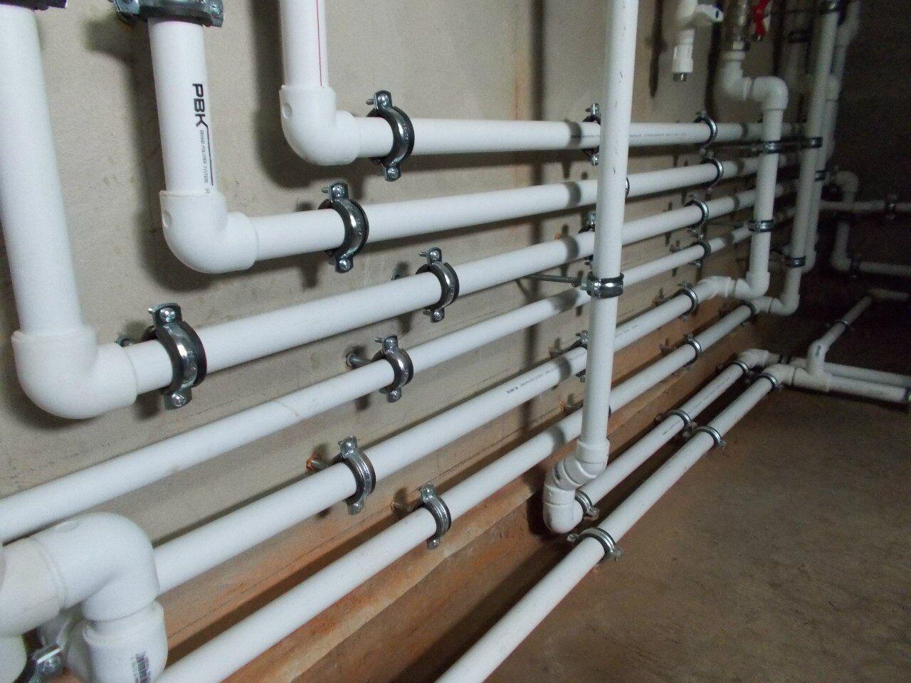 Монтаж водопровода из полипропиленовых труб в квартире своими руками