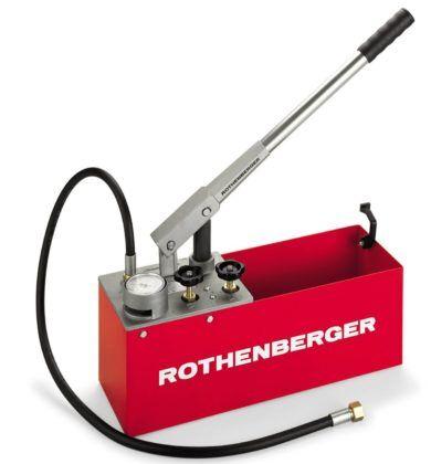 Гидравлический инструмент для закачки теплоносителя