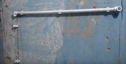 Монтаж трубопровода из полипропилена