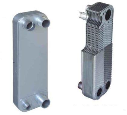 Пластинчатый теплообменник ГВС и его устройство