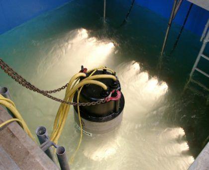 Погружной насос для канализации