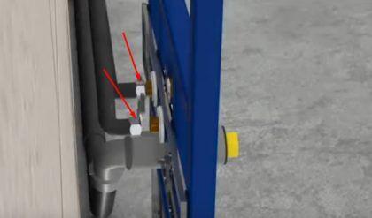 Подключение водопроводных труб