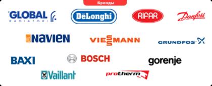 Популярные производители котлов отопления