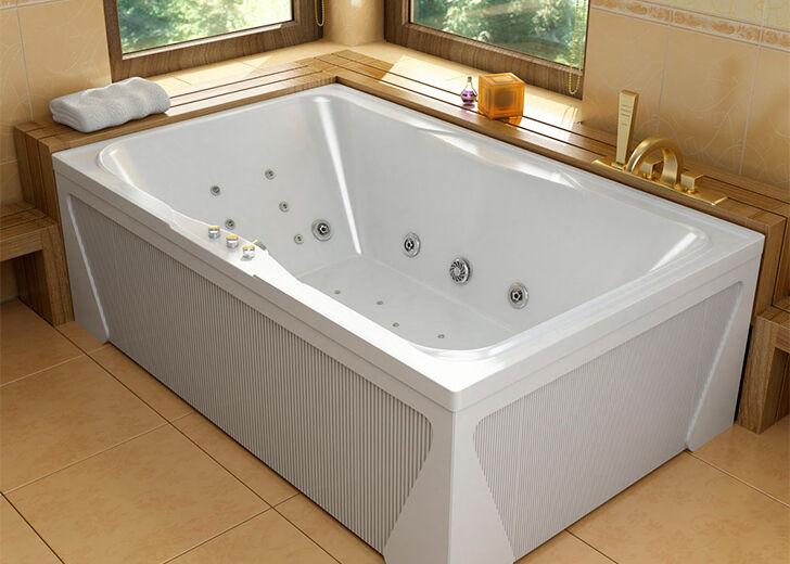 Подключение гидромассажной ванны инструкция