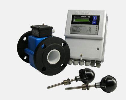 Электромагнитный счетчик отопления