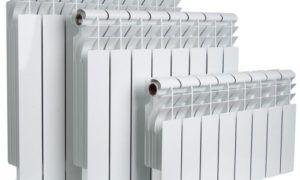 расчет количества секций радиаторов