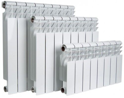 Количество секций радиатора