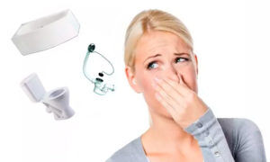 Причины запаха канализации в ванной комнате