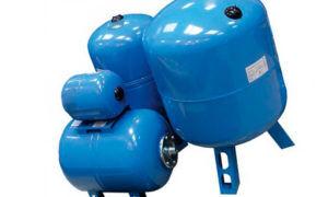 Гидроаккумулятор — принцип работы