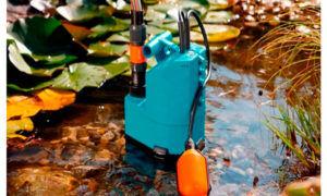 Виды и принципы работы насосов для канализации