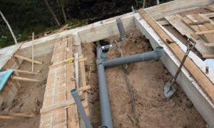 Как сделать прокладку водопровода и канализации своими руками — пошаговое руководство