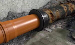 Замена чугунной канализации — пошаговая инструкция