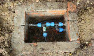 Как продуть водопровод на даче перед зимой — способы без компрессора и с компрессором