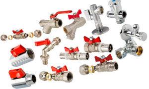 Характеристика запорной арматуры для полипропиленовых труб: назначение и обслуживание